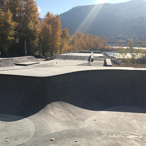 Trail Skate Park