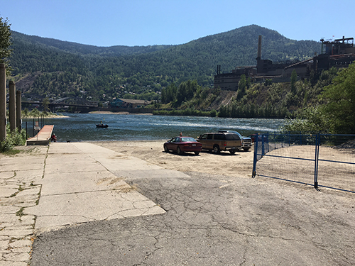 Gyro Park Boat Launch